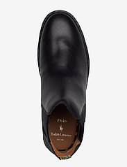 Polo Ralph Lauren - Talan Leather Chelsea Boot - chelsea boots - black - 3
