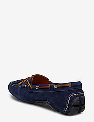 Polo Ralph Lauren - Anders Tasseled Suede Driver - shoes - navy - 2