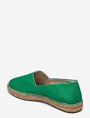 Polo Ralph Lauren - Cevio Cotton Canvas Espadrille - kengät - billard green/roy - 2