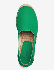 Polo Ralph Lauren - Cevio Cotton Canvas Espadrille - kengät - billard green/roy - 3