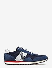 Polo Ralph Lauren - Train 90 Sneaker - low tops - newport navy/whit - 1