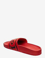 Polo Ralph Lauren - Cayson Polo Slide Sandal - pool sliders - red/black - 2