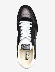 Polo Ralph Lauren - Court Leather Sneaker - low tops - black/white pp - 3