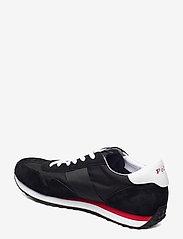 Polo Ralph Lauren - Train 85 Sneaker - low tops - black/rl2000 red - 2