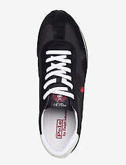 Polo Ralph Lauren - Train 85 Sneaker - low tops - black/rl2000 red - 3