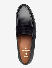 Polo Ralph Lauren - Braygan Calfskin Penny Loafer - loafers - black - 3