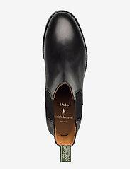 Polo Ralph Lauren - Bryson Leather Chelsea Boot - chelsea boots - black - 3