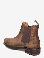 Polo Ralph Lauren - Bryson Suede Chelsea Boot - chelsea boots - brown - 1