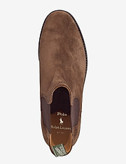 Polo Ralph Lauren - Bryson Suede Chelsea Boot - chelsea boots - brown - 3