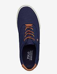 Polo Ralph Lauren - Thorton Canvas Sneaker - low tops - newport navy - 3