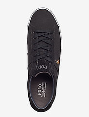 Polo Ralph Lauren - Sayer Canvas Sneaker - low tops - black - 3