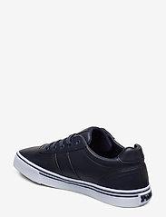Polo Ralph Lauren - Hanford Leather Sneaker - low tops - newport navy - 2