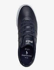 Polo Ralph Lauren - Hanford Leather Sneaker - low tops - newport navy - 3