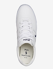 Polo Ralph Lauren - Hanford Leather Sneaker - låga sneakers - pure white - 3