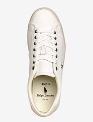Polo Ralph Lauren - Longwood Leather Sneaker - low tops - white - 3