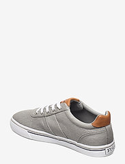 Polo Ralph Lauren - WASHED TWILL-HANFORD-NE - low tops - soft grey/navy pp - 2