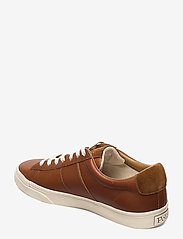 Polo Ralph Lauren - Sayer Calfskin Sneaker - low tops - tan - 2