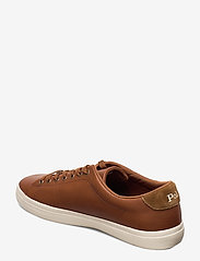 Polo Ralph Lauren - PERF ASHINA CALF-LONGWOOD-SK-VLC - low tops - tan - 2