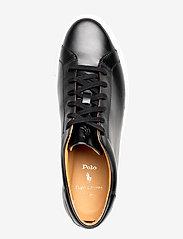 Polo Ralph Lauren - Jermain Leather Sneaker - low tops - black - 3
