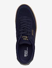 Polo Ralph Lauren - SENIOR SUEDE-CRT VLC-PWNG-SK-VLC - low tops - newport navy - 3