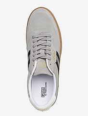 Polo Ralph Lauren - SENIOR SUEDE-CRT VLC-PWNG-SK-VLC - low tops - soft grey - 3