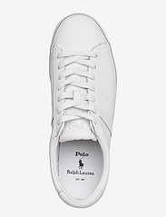 Polo Ralph Lauren - Sayer Leather Sneaker - low tops - rl white - 3