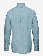 Polo Ralph Lauren - Classic Fit Denim Sport Shirt - denim shirts - medium wash - 1