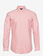 Slim Fit Oxford Shirt - BSR PINK