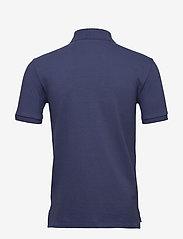 Polo Ralph Lauren - Slim Fit Mesh Polo Shirt - short-sleeved polos - boathouse navy/c7 - 1
