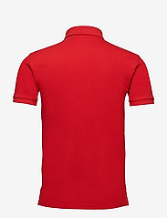 Polo Ralph Lauren - Slim Fit Mesh Polo Shirt - krótki rękaw - rl2000 red - 2