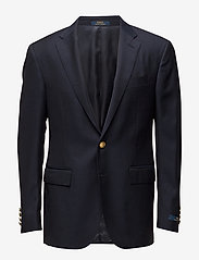 Polo Ralph Lauren - Polo Wool Twill Sport Coat - single breasted blazers - classic navy - 0