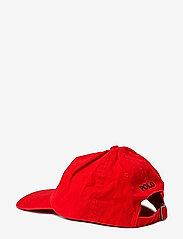 Polo Ralph Lauren - Cotton Chino Baseball Cap - kasketter - rl 2000 red/fb - 2