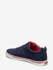 Polo Ralph Lauren - Hanford Suede Low-Top Sneaker - low tops - newport navy - 2