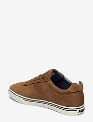 Polo Ralph Lauren - Hanford Suede Low-Top Sneaker - low tops - new snuff - 2
