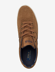 Polo Ralph Lauren - Hanford Suede Low-Top Sneaker - low tops - new snuff - 3