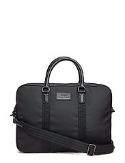 Thompson Briefcase - BLACK