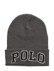 Polo Cotton Hat - CHARCOAL