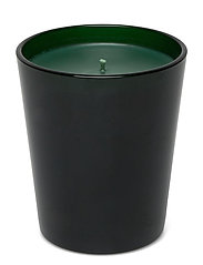 BEDFORD-SINGLE WICK - GREEN PLAID