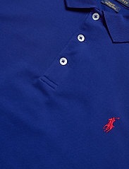 Polo Ralph Lauren - Slim Fit Stretch Mesh Polo - short-sleeved polos - heritage royal/c3 - 2