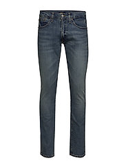 Varick Slim Straight Jean - DIXON STRETCH