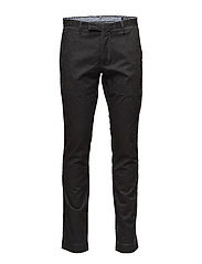 Stretch Slim Fit Chino Pant - BLACK MASK