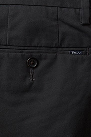 Polo Ralph Lauren - Stretch Slim Fit Chino Pant - chinos - black mask - 4