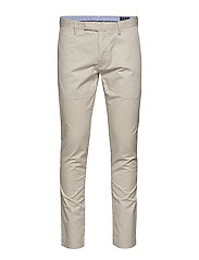 Stretch Slim Fit Chino Pant - DOVE GREY