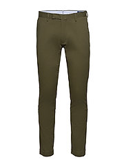 Stretch Slim Fit Chino Pant - EXPEDITION OLIVE
