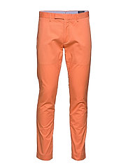 Stretch Slim Fit Chino Pant - MALTESE ORANGE