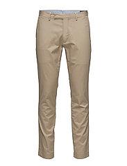 Stretch Tailored Slim Chino - CLASSIC KHAKI