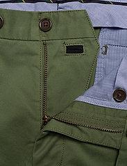 Polo Ralph Lauren - Stretch Tailored Slim Chino - spodnie na co dzień - army olive - 3