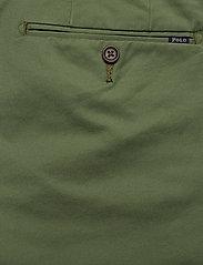 Polo Ralph Lauren - Stretch Tailored Slim Chino - spodnie na co dzień - army olive - 4