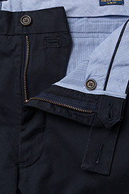 Polo Ralph Lauren - Stretch Tailored Slim Chino - spodnie na co dzień - aviator navy - 3