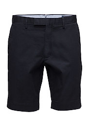 Stretch Slim Fit Chino Short - AVIATOR NAVY
